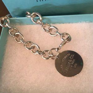 057596f85 Women Tiffany And Co Circle Bracelet on Poshmark